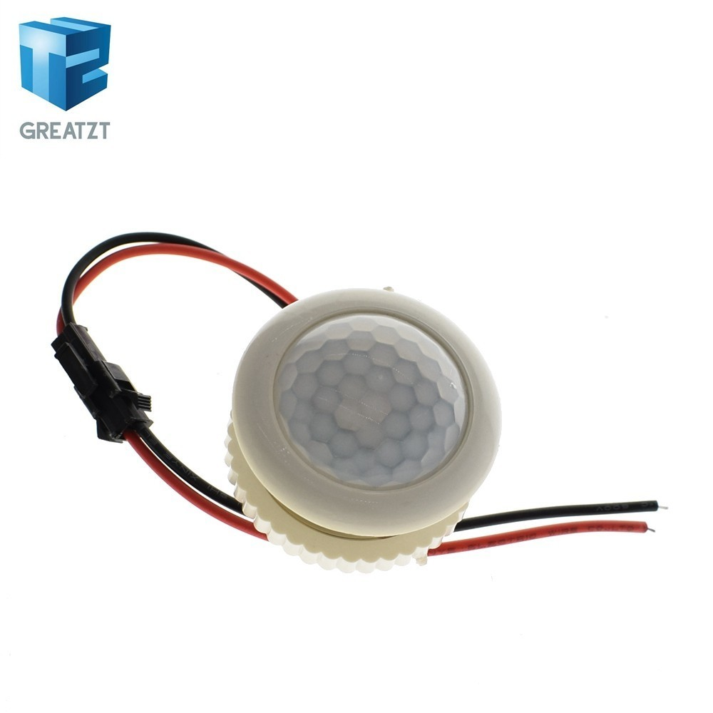 Greatzt 220v 50hz Pir Ir Infrared Human Induction Lamp Switch Light Control Ceiling Light Motion Sensor On Off 3-6m Top Complete Range Of Articles Active Components