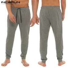 Comfortable Pajamas Mens Lounge Pants Pyjamas Male Bottoms T