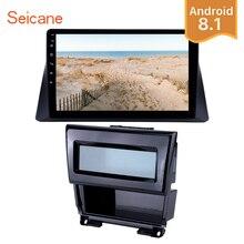 Seicane 10,1 inch Android 8,1 автомобилей Радио gps головное устройство для 2008 2009 2010 2011 2012 Honda accord 8 WiFi мультимедийный проигрыватель