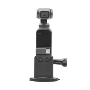 Image 3 - Durable Aluminum For Dji Osmo Pocket Support Base Handheld Gimbal Adapter For Osmo Pocket Accessories Spare Part Mounting Hold