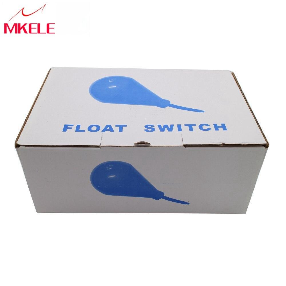 Type de câble d'interrupteur à flotteur de 5 mètres MK-CFS11 de contrôle du niveau d'eau pour capteur de débit de réservoir d'eau - 3
