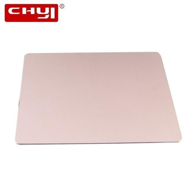 CHYI מתכת עלה זהב משטח עכבר Slim משחקי שטיחי עכבר מחשב דק במיוחד עכבר מחצלת עם החלקה גומי תחתון עבור Xiaomi מחשב נייד