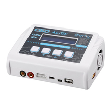 HTRC C150 Ac/Dc 150W 10A Smart Balance Charger Discharger For Rc Drone 1-6Cell Lipo/Life/Lilon 1-15Cell Nimh/Nicd Pb Battery,