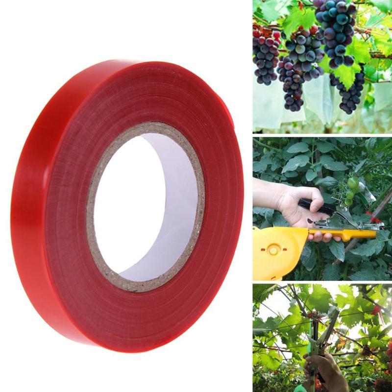 20pcs Gardening Tapetool Tapes Plant Branch Tapener For Hand Grape For Tying Machine Flower Vegetable Garden Tools