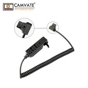 Image 1 - Camvate 15mm braçadeira de haste cheeseplate & power converter tomada c1950