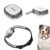 IP66 Waterproof GPS Pet Tracker For Dog Cat AGPS LBS SMS Positioning Geo Fence Track Device