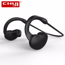 лучшая цена CHYI  Bluetooth Earphone Wireless Headset Waterproof Earbuds Sports Headphone Noise Reduction Earbuds Neckband Bleutooth Headset