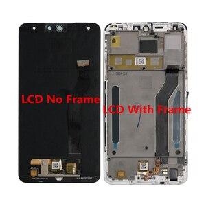 """Image 3 - Original Axisinternational Für 5,46 """"Meizu M15 Snapdragon 626 LCD Screen Display + Touch Panel Digitizer Für Meizu 15 Lite rahmen"""