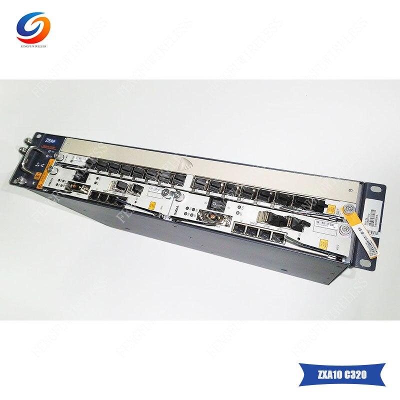 2019 Più Caldo e migliore prezzo in fibra Ottica OLT interruttori ZXA10