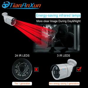 Image 2 - Tiananxun poe Ip Camera Outdoor 1080P Security Cctv Cameras poe Video Surveillance 2.0mp Street Cam Onvif P2P