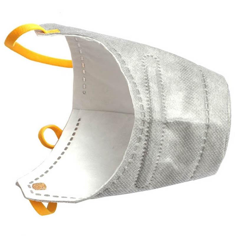 Sencillo 3 Unids/set Perro Máscara Pm2.5 Filtro Anti-polvo Máscara Protectora Cubierta De La Boca Para Al Aire Libre Suministros Para Perros