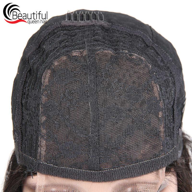 Красивые королевские бразильские волосы remy короткие 4*4 Кружева Закрытие человеческих волос прямой парик натуральный цвет отбеленные узлы бесклеевые парики