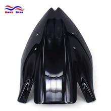 Windshield KAWASAKI Motorcycle Z 1000 2008 2007 Plastic Black ABS for 2007/2008/2009/2007-2009