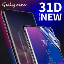 Hydrogel Screen Protector For Samsung Galaxy A 10 20 30 40 50 60 70 80 90 M 2019 J 3 5  New 31D Full Cover Protective Film