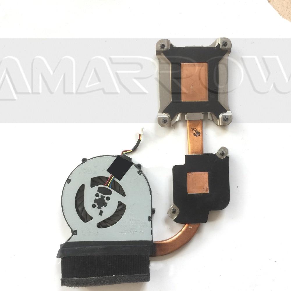 Original For HP ProBook 440 445 G1 Cpu Cooling Heatsink With Fan 721538-001