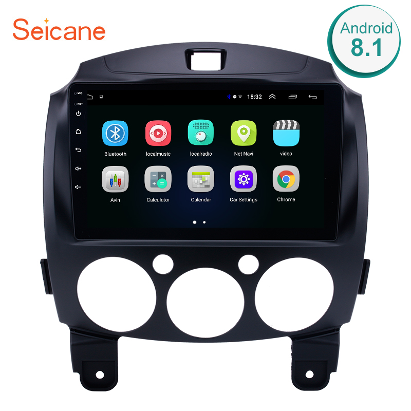 Seicane Android 8.1 2din 9