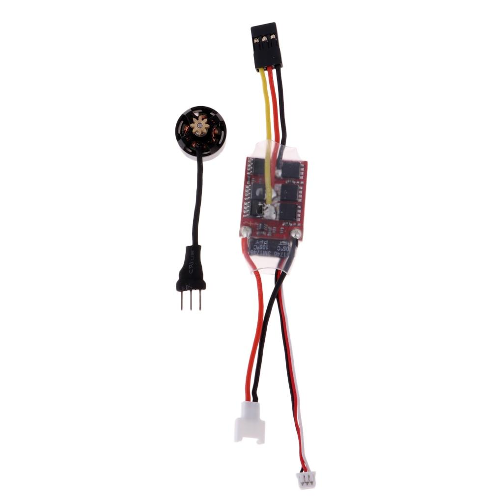 RC Vehicle Models Brushless Motor+Speed Controller ESC for Wltoys V977 V931