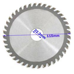 1 шт. 115 мм 40 т шлифовальные станки ультра пилы диск круговой пилы лезвие древесины резка круглый