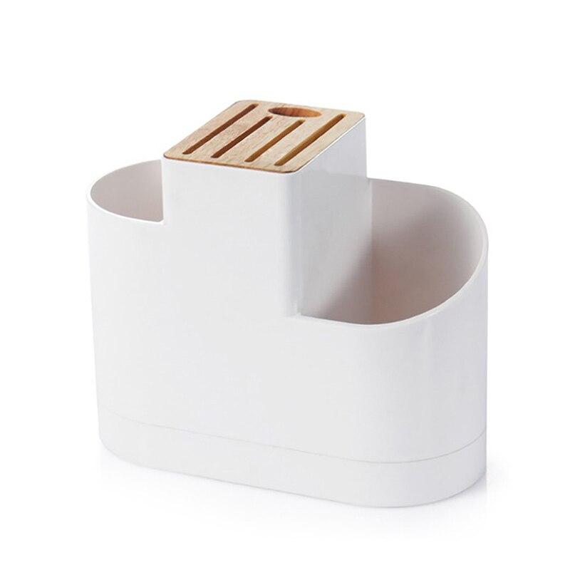 LUDA Chopstick Holder Racks Knife Rest Drain Storage Organizer Spoon Shelf Stand Cabinet Kitchen Home Housekeeper Organization