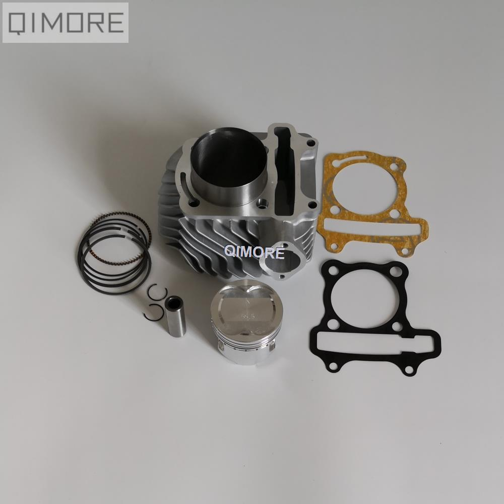 170cc BIG BORE Top End Cylinder /& Piston Kit for GY6 152QMI Chinese 125cc Engine