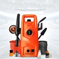 Насос для автомойки высокого давления 220 В Бытовая автомобильная мойка портативный пенопласт высокого давления машинная моющая машина щет...