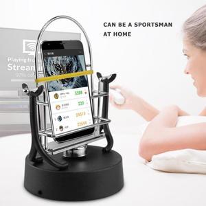 Image 3 - Agitar Agitar Passo Pedômetro Telefone Ferramenta De Balanço de Movimento automático Automático WeChat Escova Movimento Segurança Etapa Wiggler Com Cabo USB