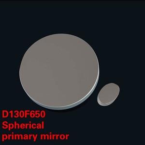 Image 1 - D130 F650 מראה ראשי עדשה אובייקטיבית קבוצת עם מראה משנית עבור הניוטונית השתקפות האסטרונומי משקפת טלסקופ
