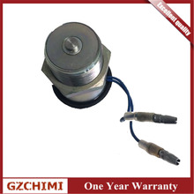 30A8700060 12V Fuel Shutoff Stop Solenoid Fits For Mitsubishi K3B K3E K4D S3L S3L2Y1