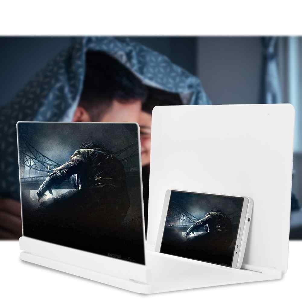 Мобильный увеличитель для экрана телефона видео HD усилитель увеличительный