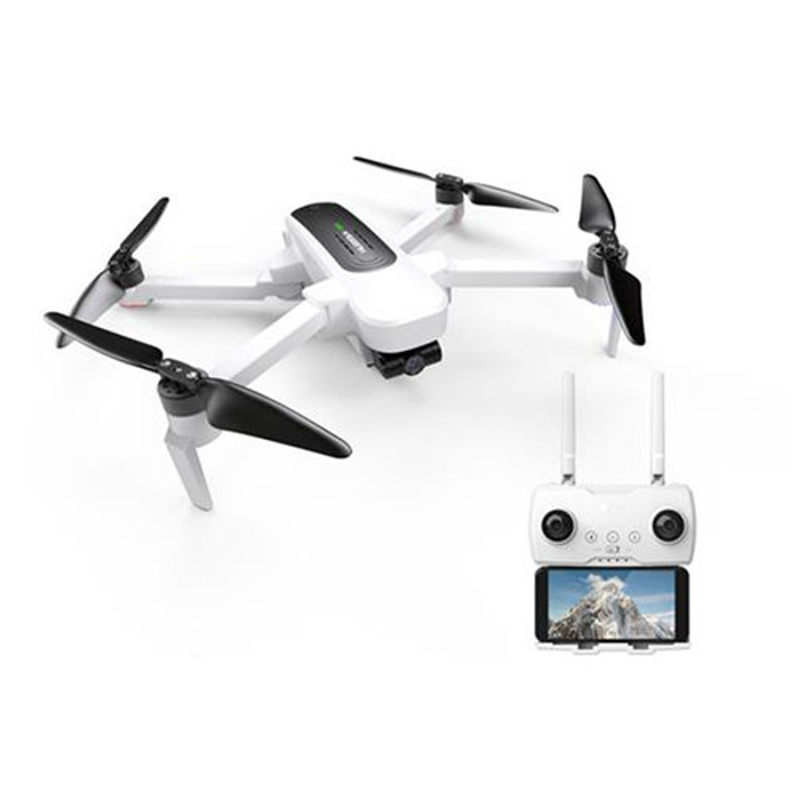 H117S Zino GPS 5G WiFi 1 KM FPV Hubsan com Câmera 4 K UHD 3-Eixo Cardan RC zangão Quadcopter ORKUT
