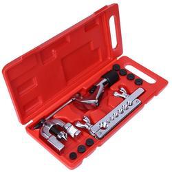 10 sztuk Tube ekspandery rozwiertaki klimatyzacja lodówka chłodzenie naprawa narzędzia Expander Tube rozwiertak Flaring Tools Set w Zestawy narzędzi ręcznych od Narzędzia na
