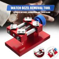 Carving Clamp Drill Watch Bezel Opener Remover Tool Datejust Gmt Swiss Blade Watch Repair Tools Kits Hand Tools