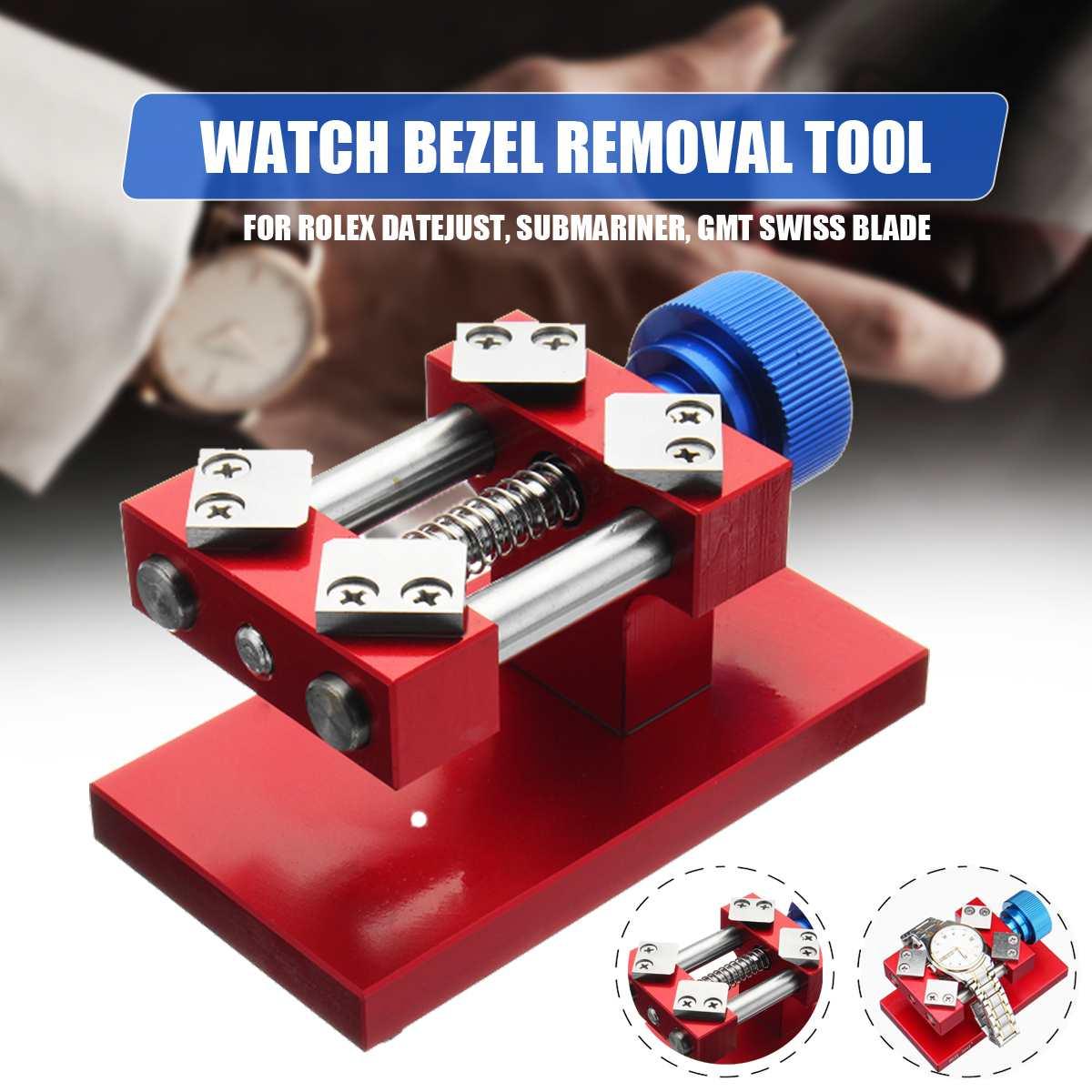 Sculpture Pince Forage montre à cadran Ouvre outil de suppression Datejust Gmt Lame Suisse Montre De Réparation kits d'accessoires outils à main