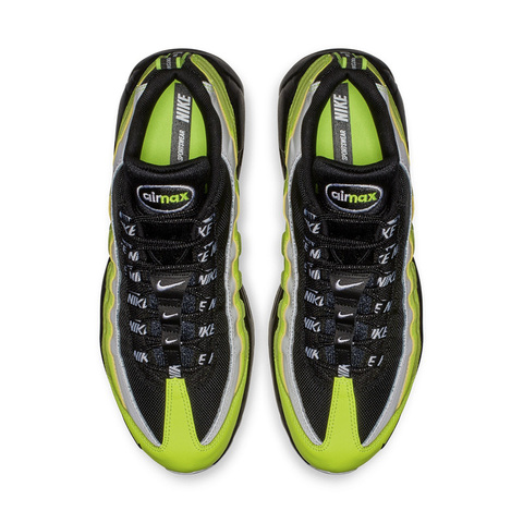 Nike Air Max 95 Og New Arrival Men Running Shoe Air Cushion Restore Ancient Ways Comfortable Breathable Sneakers #538416-701 Islamabad