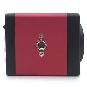 Image 5 - Version 14Mp Hdmi Vga Hd Industry 60F/S Video Microscope Camera 8~130X Zoom C Mount Lens + Remote Control(Us Plug)