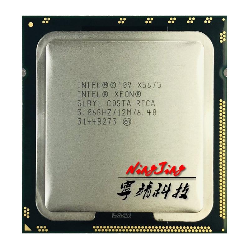 Intel Xeon X5675 3 0 GHz Six Core Twelve Thread CPU Processor 12M 95W LGA 1366
