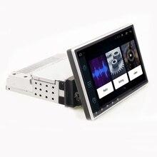 10,1 «Универсальный 1DIN Android 8,0 сенсорный экран 4CPU + 4GPU + 1RAM + 16G rom автомобильный стерео с радио, GPS, WiFi BT DAB Зеркало Ссылка OBD