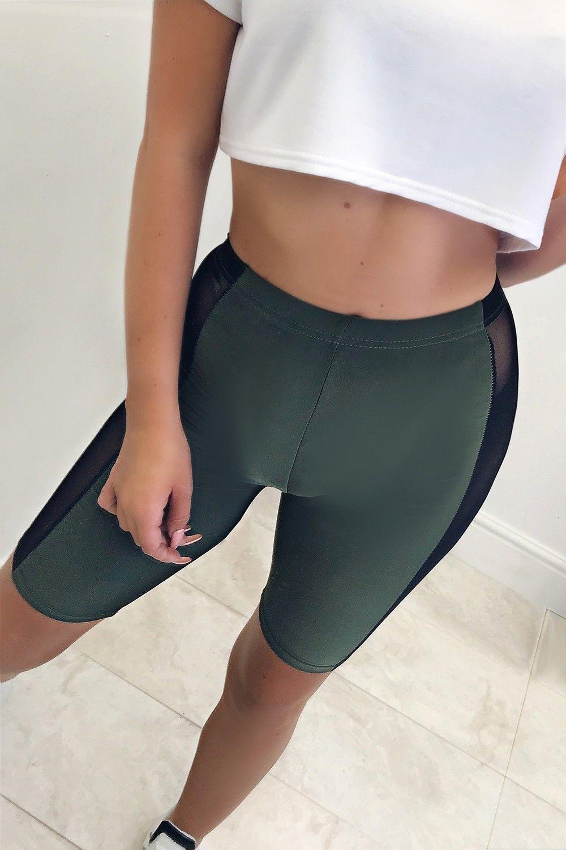 Женские летние шорты, эластичные шорты с высокой талией