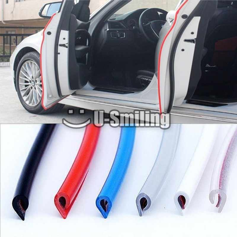 Anti-rub Car Door Edge Guard Trim Molding Protection Strip Scratch Protector