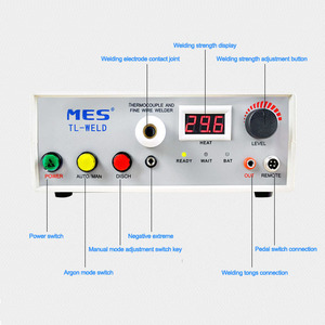 Image 5 - TL WELD الحرارية بقعة لحام قابلة للشحن آلة لحام الأسلاك مع وظيفة الاتصال الأرجون