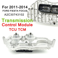 A2C30743100 Transmission Control Module TCU TCM Direct Replacement for FORD FIESTA FOCUS 2011 2014 Silver Auto Replacement Parts
