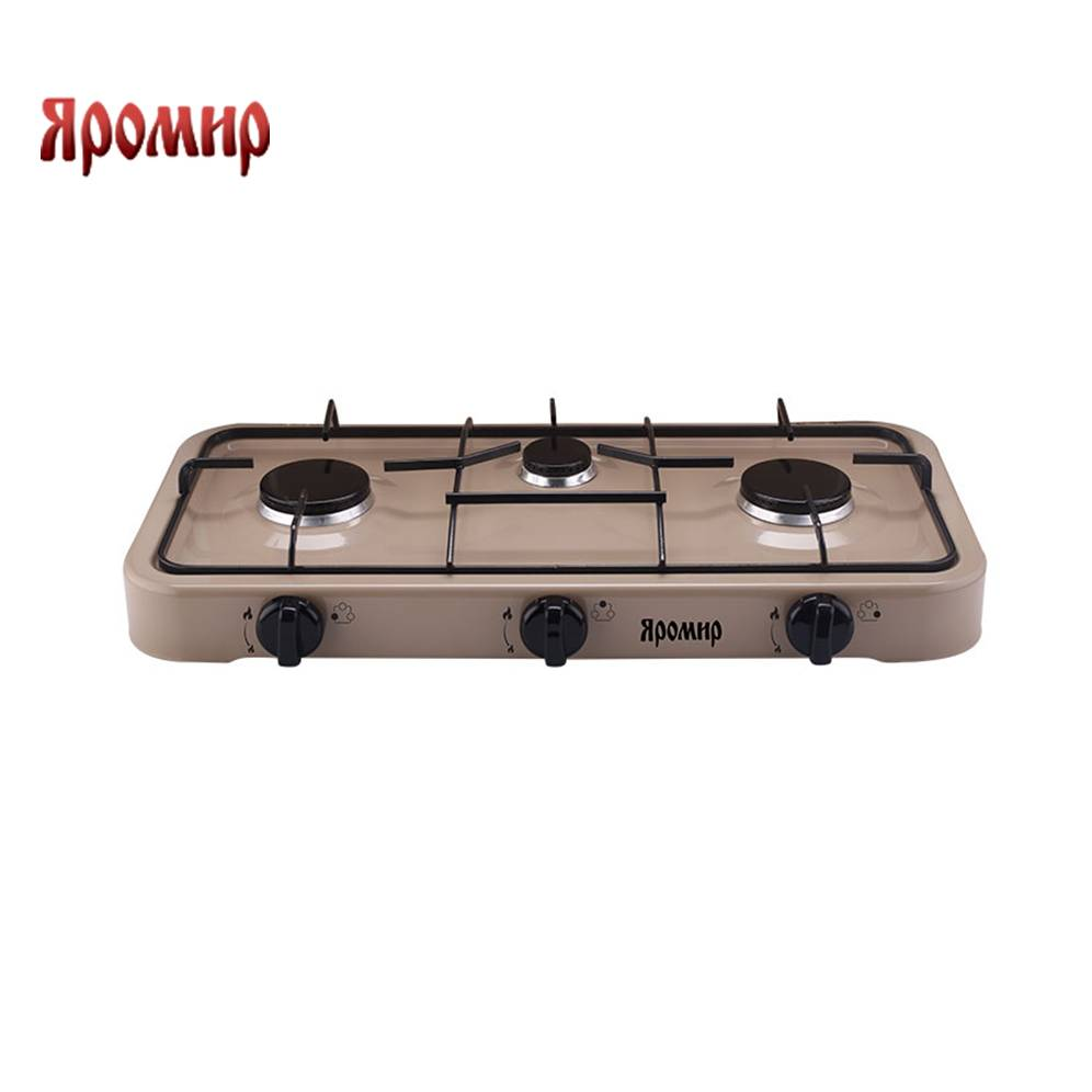 Hot Plates YAROMIR 0R-00003012 home kitchen appliances cooking plate cooktop YR-3013 gas stove hob