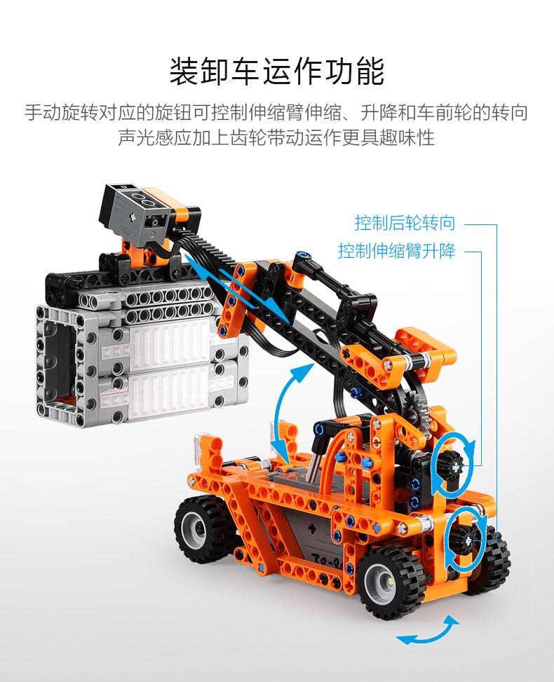 intellisense Wharf Engineering vehicle machineshop truck