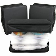 400Pcs Disc CD DVD Wallet Holder DJ Storage Case Bag Album Collect Record Collection Wallet Media