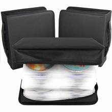 400Pcs Disc CD DVD Wallet Holder DJ Storage Case Bag Album Collect Record Collection Wallet Media Storage Portable Carry Bag(China)