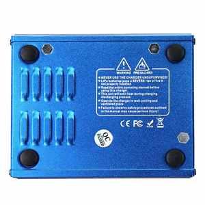 Image 3 - LEORY iMAX B6 Mini 80W 5A DC Batterie Balance Ladegerät XT60 Stecker mit Netzteil Balance Ladegerät Entlader für RC Hubschrauber