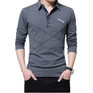 5XL Polo Shirt Collar Men Plus