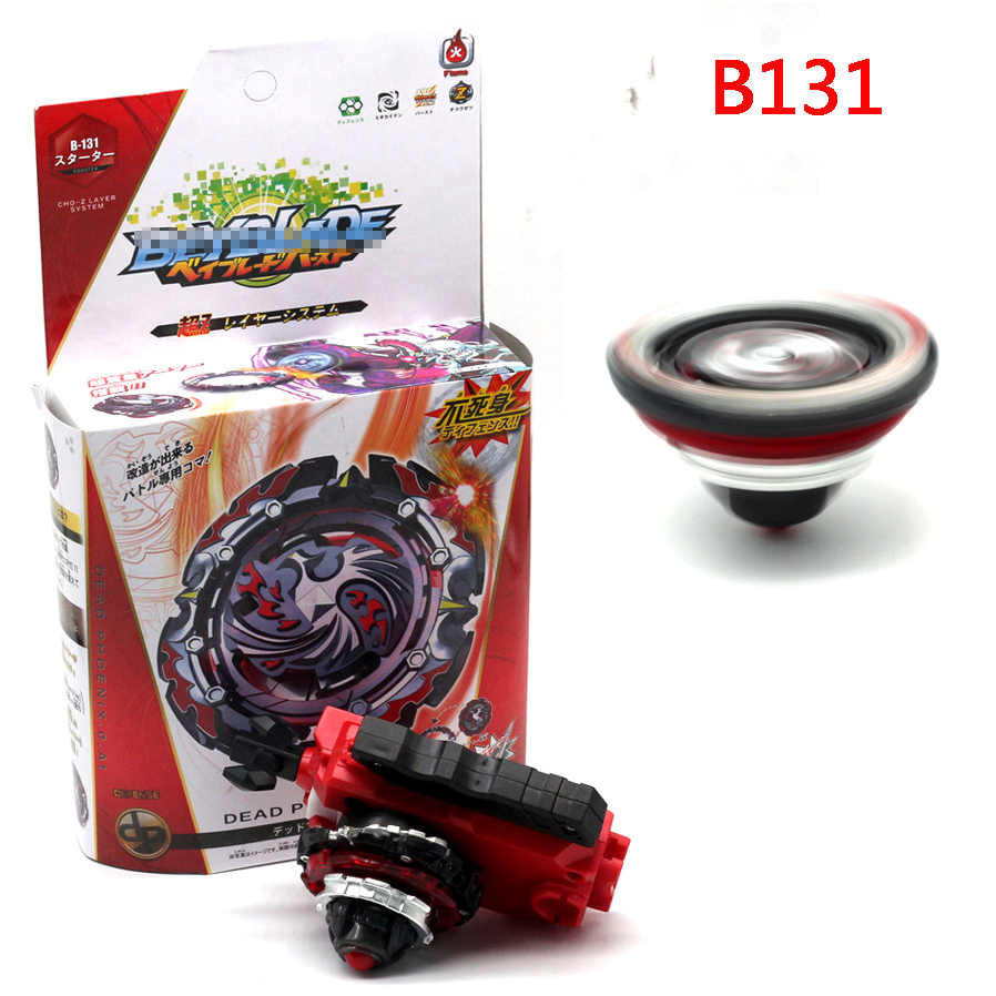 NEW Beyblade burst starter B131 B129 B144 B134 B127  Legend Spriggan beyblades launcher stater set high performance battling top