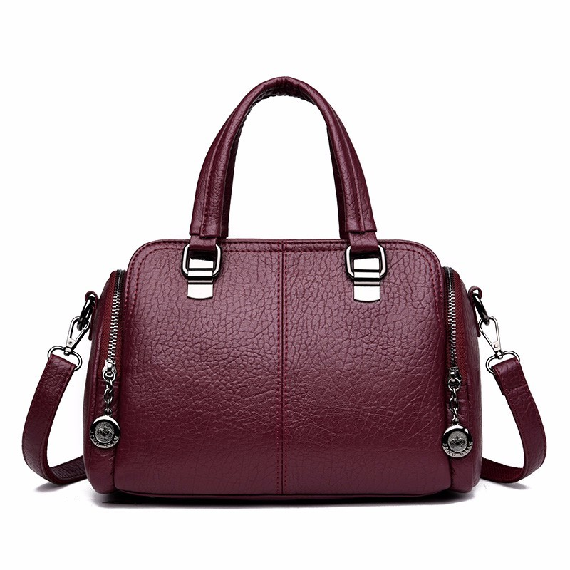 2019 Luxury Handbags Women Bags Designer Brand Sac A Main Female Leather Top-handle Shoulder Bag Bolsas Vintage Hand Bag Ladies 2019 Luxury Handbags Women Bags Designer Brand Sac A Main Female Leather Top-handle Shoulder Bag Bolsas Vintage Hand Bag Ladies