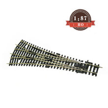 HO Model Train Layout Track W3 3 Cross-track With Good Quality